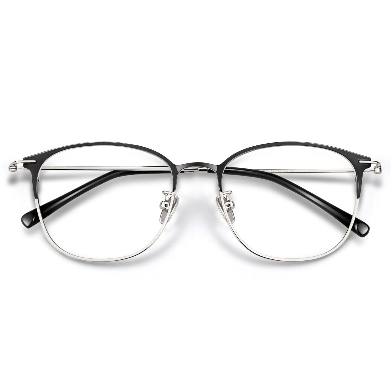 27日0點:Airy 艾雅 近視 超輕純鈦眼鏡 可配鏡片