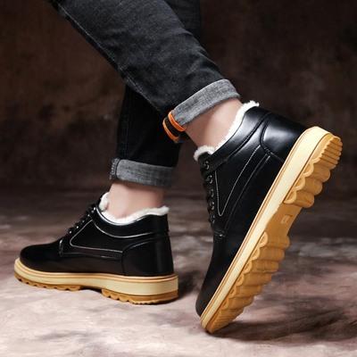 休闲皮鞋男评价真的好吗