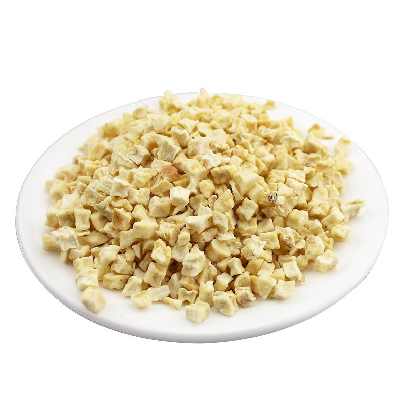 【天天特价】苹果粒500克无糖苹果干苹果片脱水水果干苹果零食