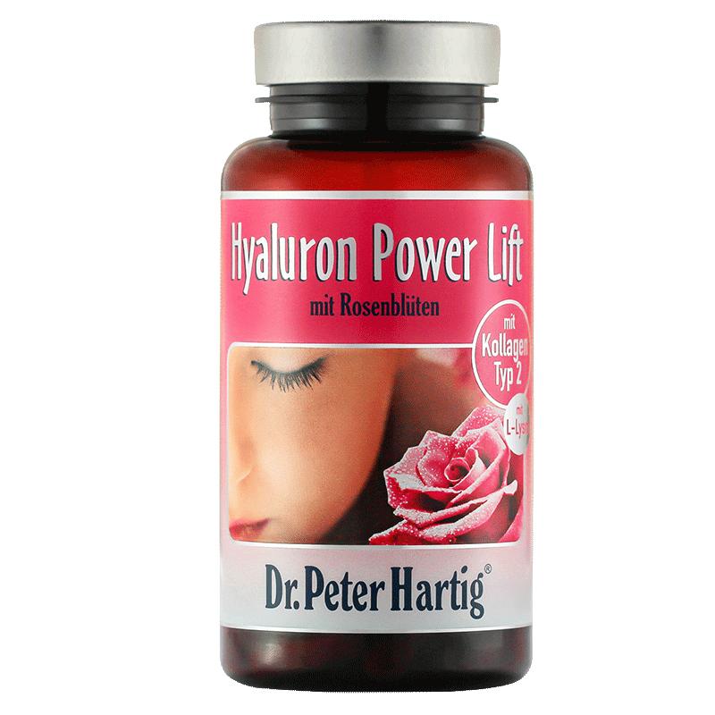 Dr.Peter Hartig胶原蛋白口服玻尿酸胶囊dph透明质酸精华液补水