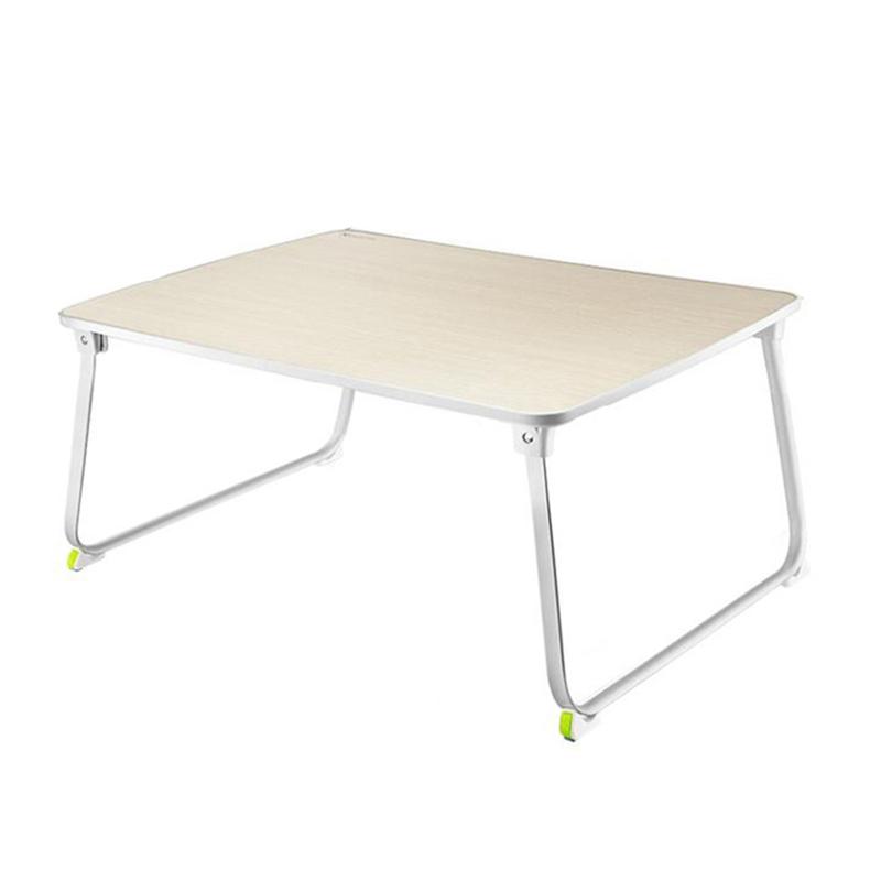 床上书桌小桌子学生宿舍神器学习可折叠电脑桌寝室上下铺可移动简易家用懒人桌卧室坐地高腿加高大号加大桌板