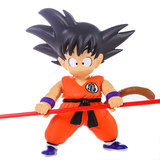 Wanyue plan Dragon Ball Anime surrounding hand-made vinyl doll Sun Wukong courtship pig dumplings classic gift