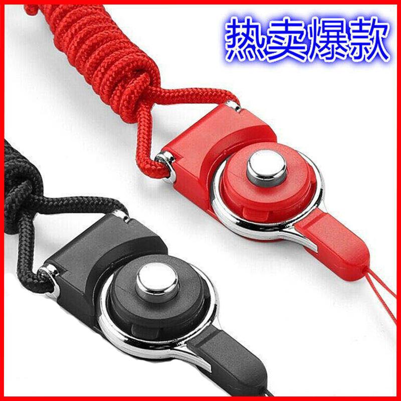 斑点狗女款网红手机挂绳