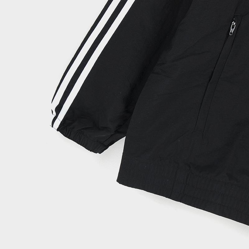 adidas CW1309  阿迪达斯三叶草外套男春秋男子休闲梭织夹克外套