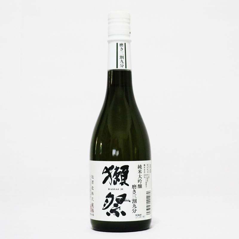 毫升 720 三割九分清酒 獭祭纯米大吟酿 39 进口日本清酒獭祭