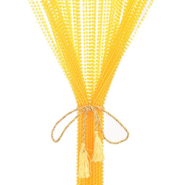 塑料门帘装饰仿水晶珠帘隔断帘子玄关挂帘卫生间卧室防蚊风水吊帘