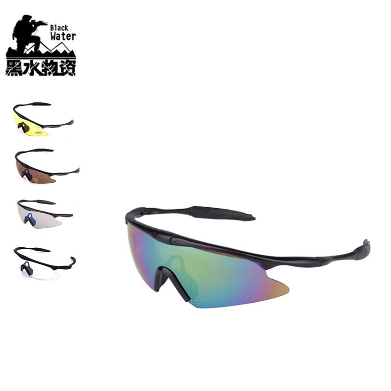 特價X100護目鏡男女戶外CS裝備騎行登山旅遊防風紫外線眼鏡太陽鏡