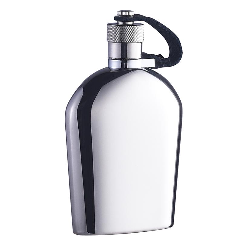 盎司 6 高檔戶外酒壺 不銹鋼 不銹鋼便攜式小酒壺 304 隨身酒壺 maduro
