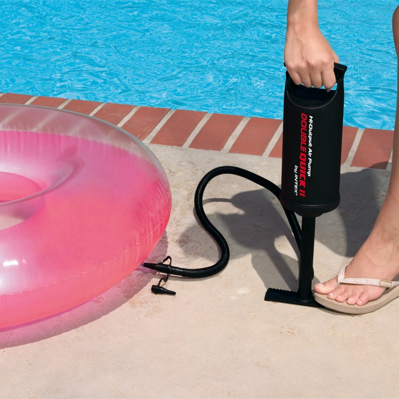 沙发床垫打气筒多用便携户外帐篷手动充气泵游泳圈水池吹放大号桶