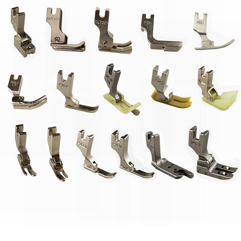 工业缝纫机 平车 压脚10件套装 卷边压脚 打皱压脚 塑料压脚 包邮