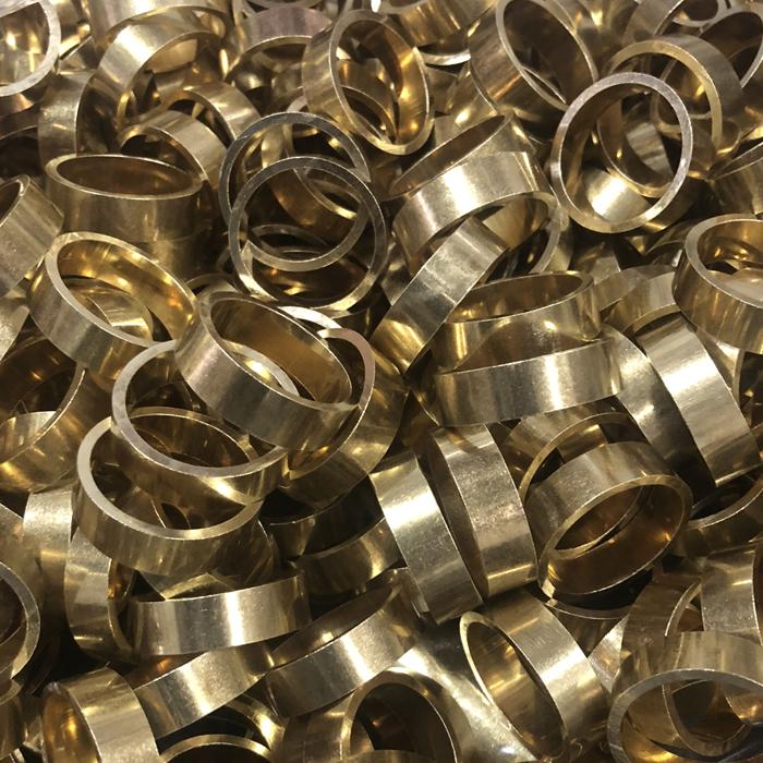 精密H62黄铜管 12 10 9 8 7 6 5mm 小直径毛细黄铜管 壁厚0.5 1mm