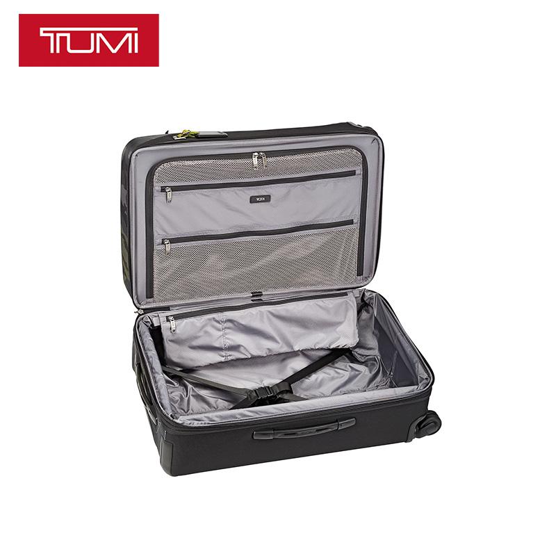 0222866 系列时尚潮流迷彩登机箱行李箱万向轮 Merge 途明 TUMI