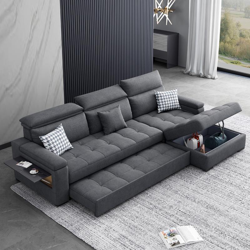 可折叠沙发床两用家具