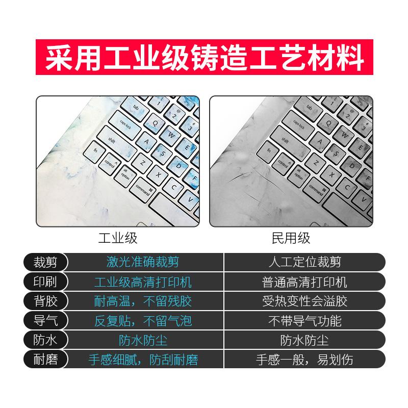 机械革命z2air笔记本贴纸x8ti电脑贴膜plus全套x9ti-r深海泰坦X2保护X3外壳