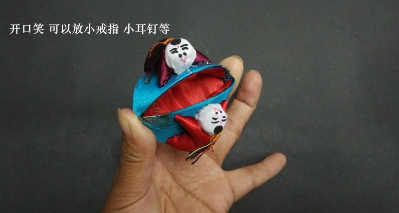 【帅艺】丝绸小包类 中国特色出国促销礼品 外事留学礼物送老外