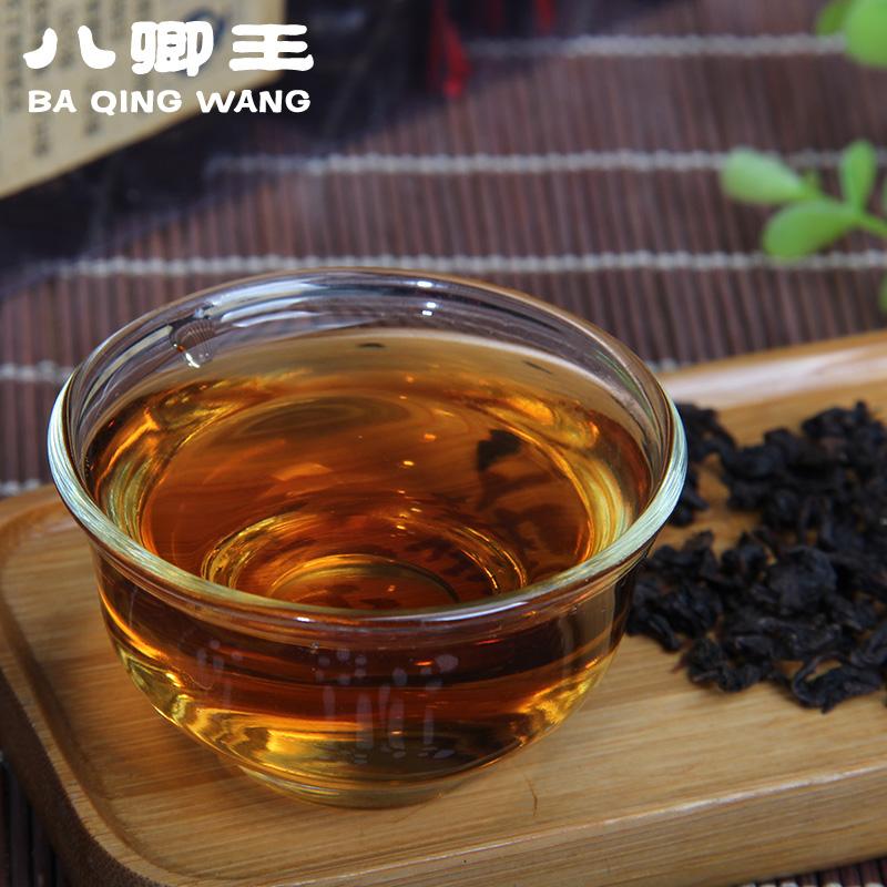 包邮 250g 新茶木炭技法 黑乌龙茶叶 油切 黑乌龙茶 茶叶 乌龙茶