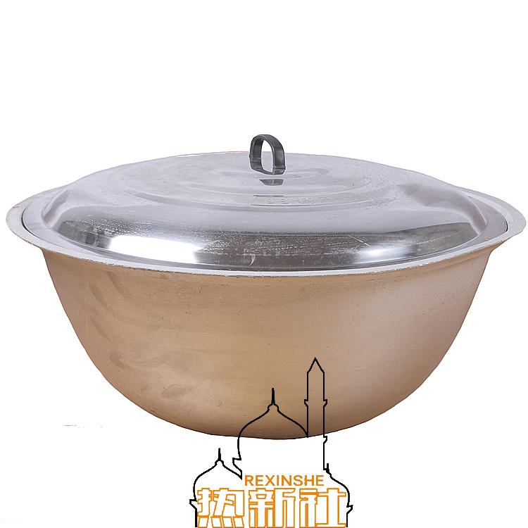 新疆抓饭炉子维吾尔族羊肉鸡肉牛肉抓饭工具大型饭店抓饭锅炉子