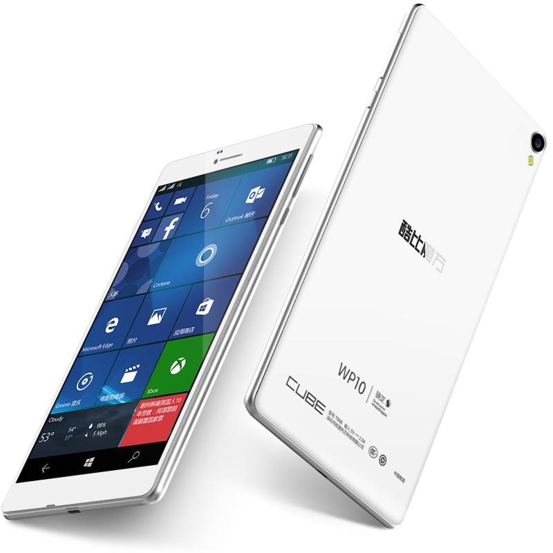平板电脑 wifi 通话手机 4G 双卡联通 WIN10 英寸 7 纯净版 WP10 酷比魔方