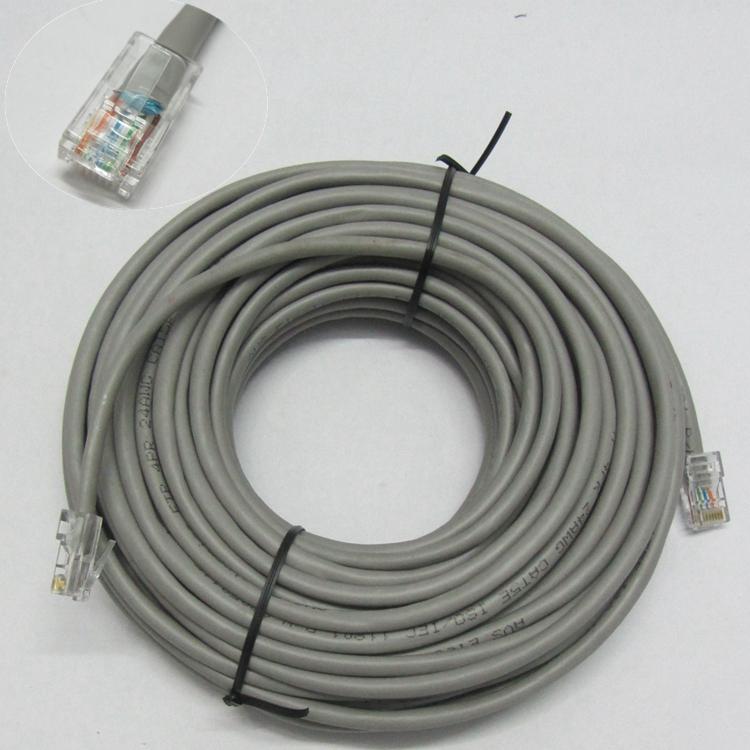 米 30m50 20 15 10 5 2 超五類網線高速寬帶線電腦網絡成品室外家用
