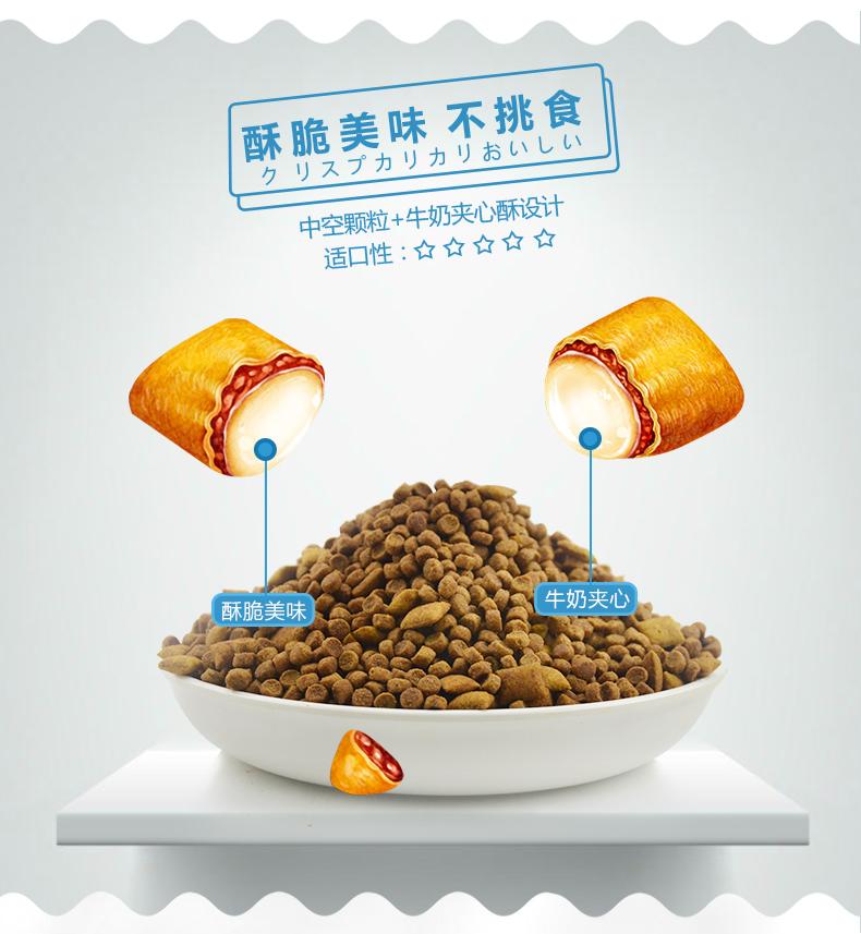 伟嘉猫粮成猫猫粮三文鱼3.6kg猫咪主粮非10kg2kg猫粮营养增肥发腮优惠券