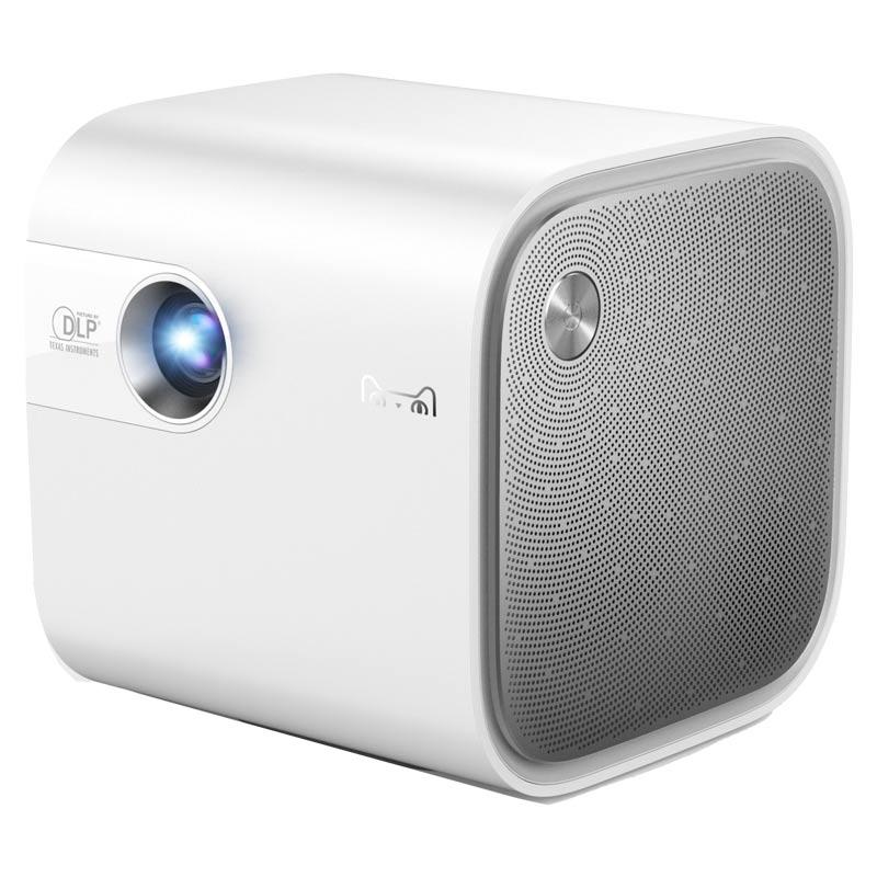微型投影机 wifi 迷你便携智能投影仪家用卧室 M1 天猫魔屏 新品