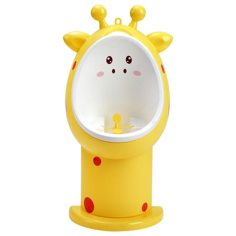 宝宝坐便器小孩男孩站立挂墙式便斗小便尿盆儿童尿壶马桶尿尿神器