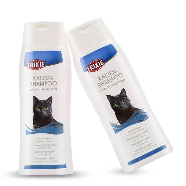 German Torex cat cat bath cat shampoo shower gel deodorant with long-haired cat a bath shower gel 250ml