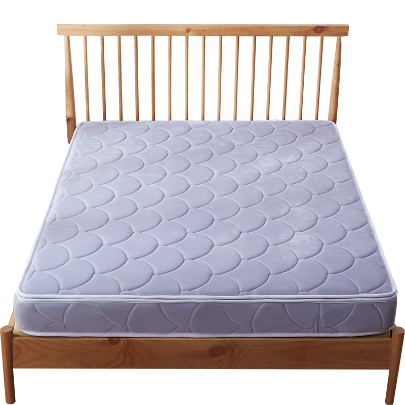 米海绵垫席梦思乳胶垫子 1.5 床 1.8m 北极绒椰棕床垫棕榈偏硬棕垫