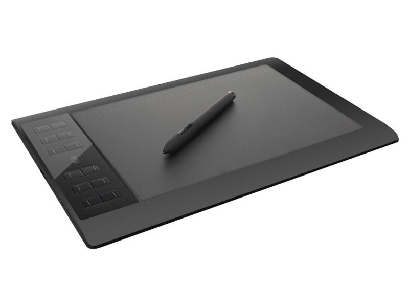 高漫1060PRO数位板可连接手机手绘板 电脑绘画板手写板电子绘图板