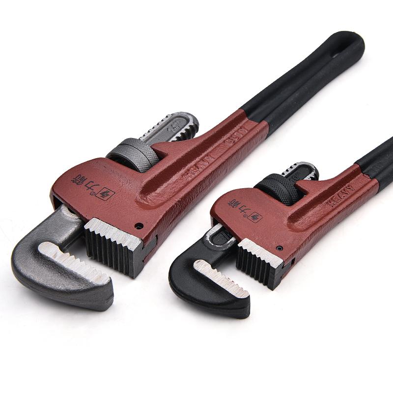 力箭多功能重型管子钳快速管钳水管钳子安装钳水管扳手工具圆管钳