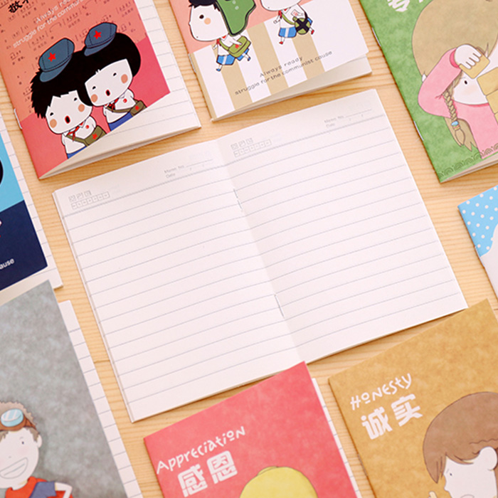 卡通记事本小本子便携小学生奖励奖品礼物批发随身笔记本文具迷你