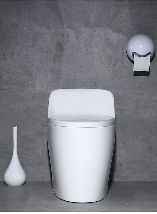 尊晖卫浴马桶家用坐便器大口径抽水坐厕普通超漩式静音节水座便器
