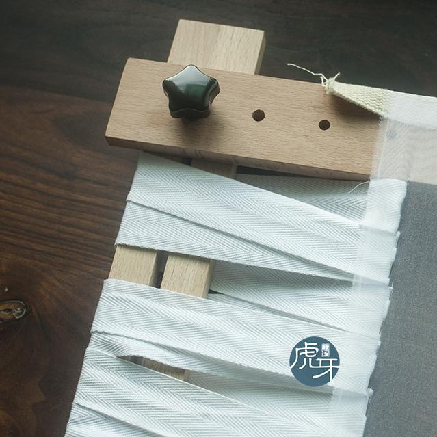 法式刺绣luneville钩针榉木正反面可用大绣绷lesage绣架