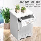 Tiger card safe home fingerprint remote monitoring with drawer bedside table safe hidden into the wall small password anti-theft safe deposit box can be mobile phone network WIFI smart safe