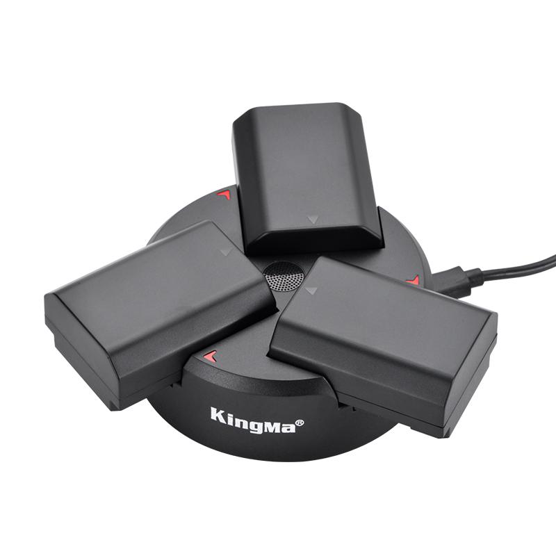 劲码索尼a7c a7m3 a7r3 r4相机电池NP-FZ100微单A7RIII A9 7RM3 ILCE-9单反A7M3 7R IV充电器座充非原装a6600 - 图0