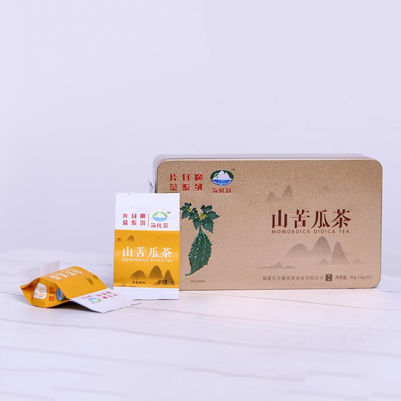 片仔癀茶系列山苦瓜茶