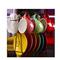 专业卡布奇诺拉花咖啡杯6件套创意彩色陶瓷大容量咖啡杯套装送匙