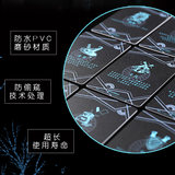 Werewolf board game card kill frosted PVC card original waterproof and wear-resistant please close your eyes to kill the werewolf game