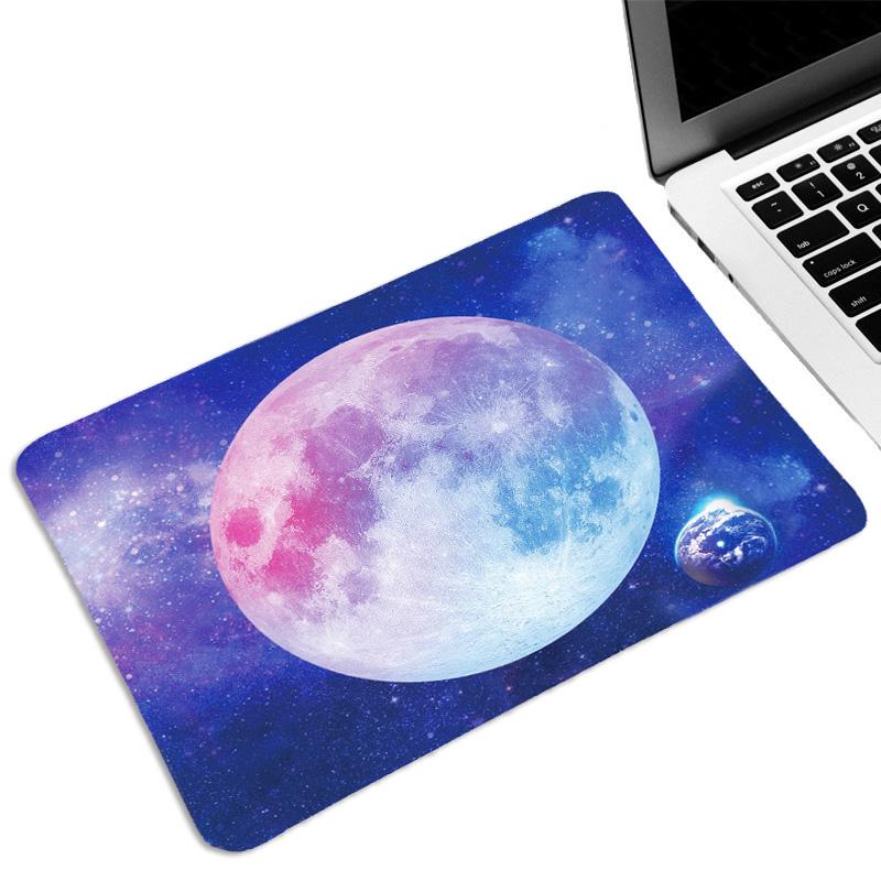 游戏鼠标垫超大键盘桌垫可爱女小号大号广告定做定制电脑加热暖手