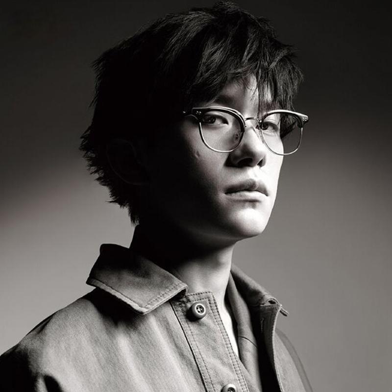 欧阳娜娜肖战同款眼镜框女gm防蓝光防辐射网红黑框近视眼镜男潮
