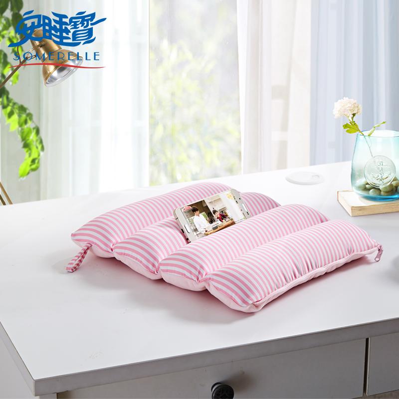 安睡寶多功能午睡枕 辦公室午休枕 手枕 車載靠墊 腰靠 小抱枕