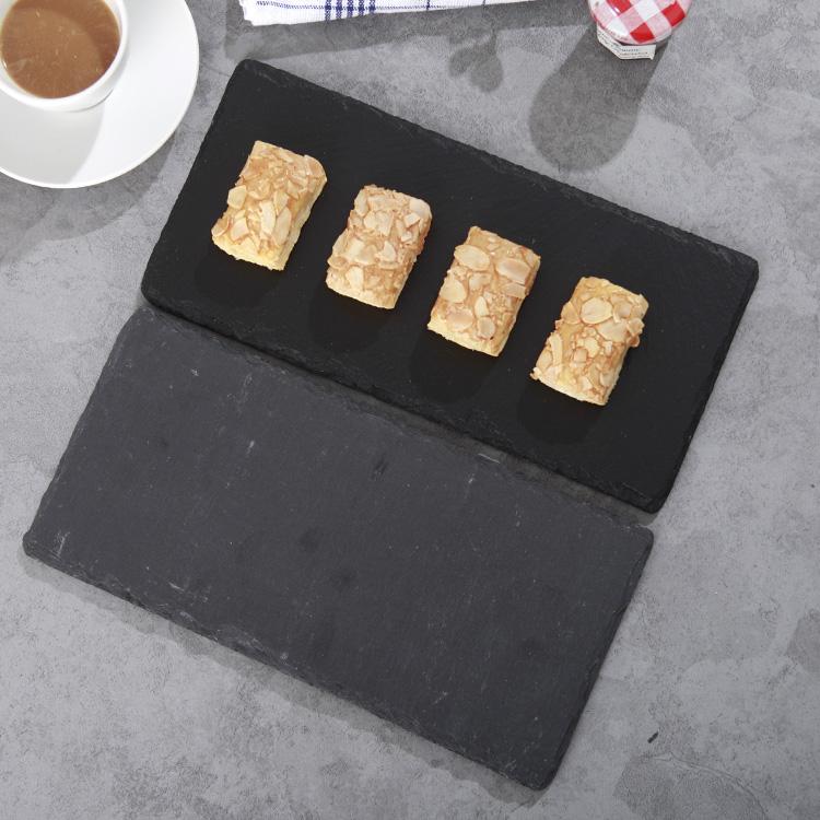 黑色石板 纯天然环保盘 美食 零食 食品 烘焙产品 摄影 拍摄道具