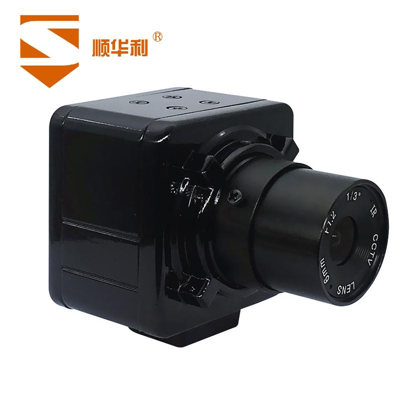 高清200萬USB工業相機CCD帶測量功能高清晰彩色/黑白工業相機免驅