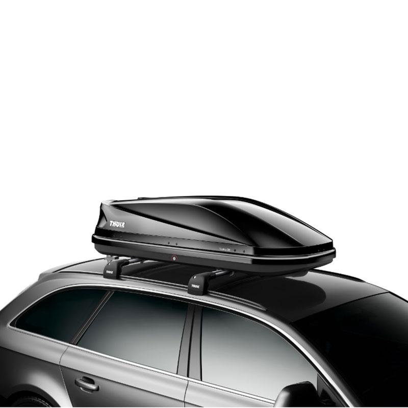 THULE/拓乐途瑞车顶行李箱suv越野车汽车行李箱适用于宝马奥迪