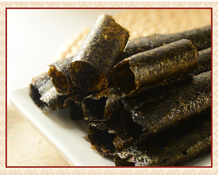 盒口味一整箱 12 27g 泰国进口特产老板仔海苔卷即食烤脆紫菜组合