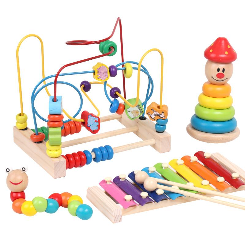 宝宝玩具1-2-3周岁益智男孩女孩儿童智力开发小孩子幼儿早教4-5-6