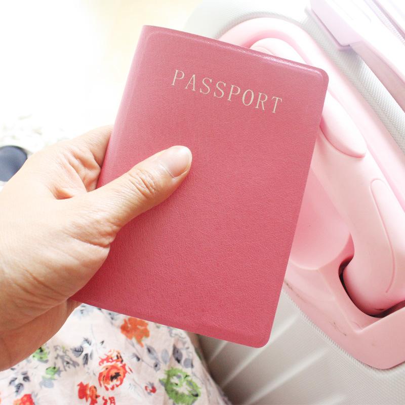 出國旅行護照包多功能證件袋護照夾證件包收納包機票夾保護套
