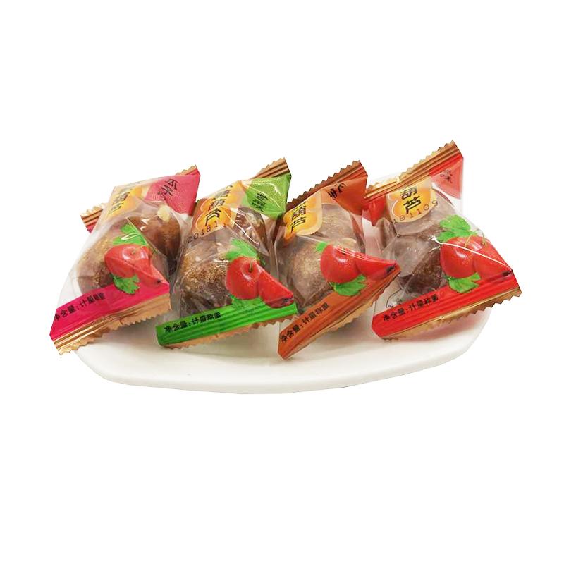 老北京特产小吃球山楂新鲜多口味蜜饯零食 500g 冰糖葫芦 件半价 2 第
