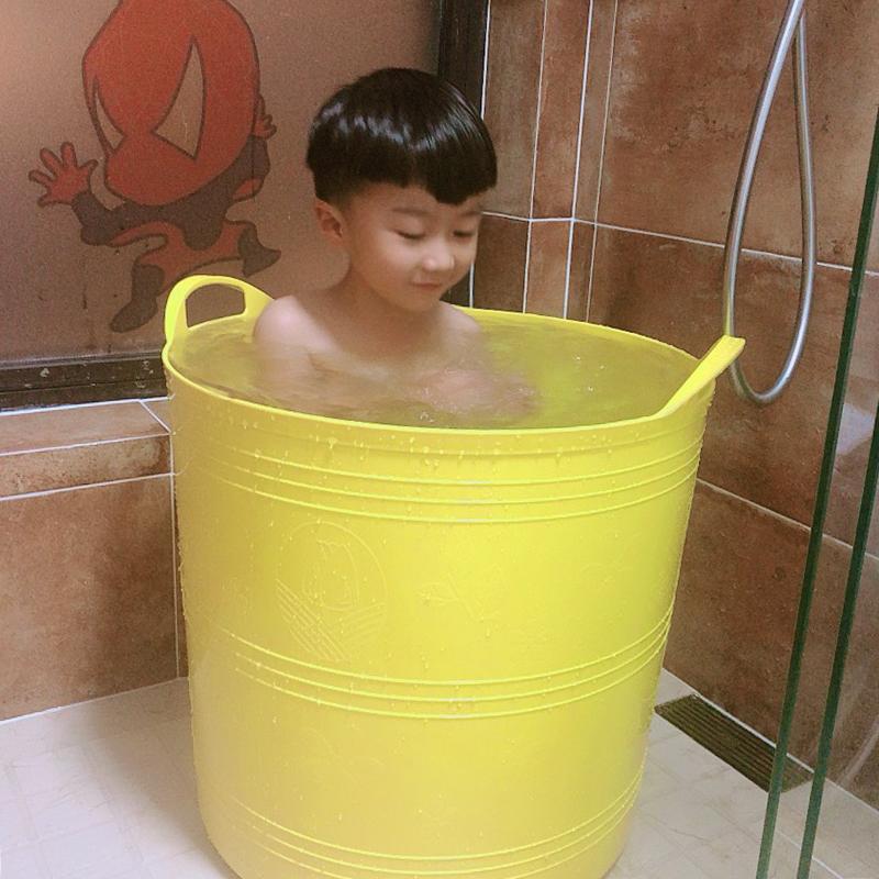 創意大號髒衣籃洗衣籃 玩具收納籃收納桶 收納筐寶貝洗澡桶沐浴桶
