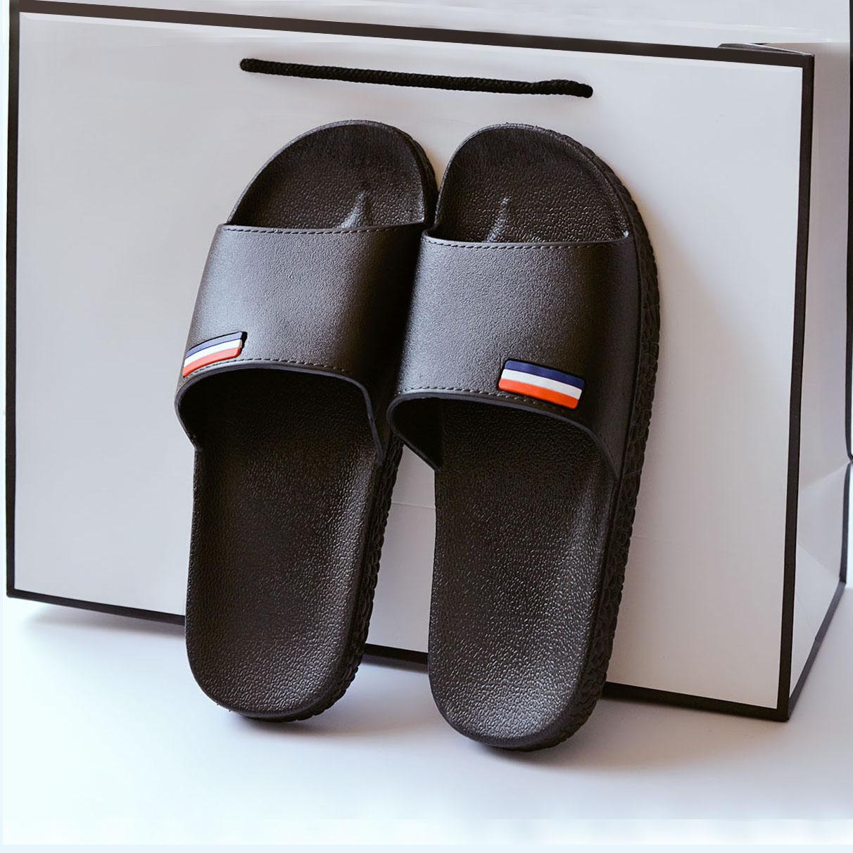家用拖鞋男家居室內洗澡防滑情侶涼拖鞋居家浴室簡約女士拖鞋夏季
